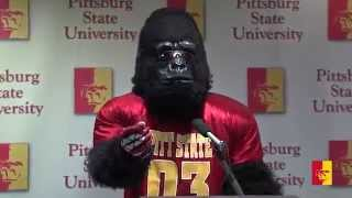 GUS tryouts - Pittsburg State University