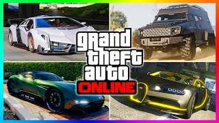 10 VEHICLES YOU ABSOLUTELY MUST OWN IN GTA ONLINE! (GTA 5 BEST CARS & VEHICLES) - YouTube