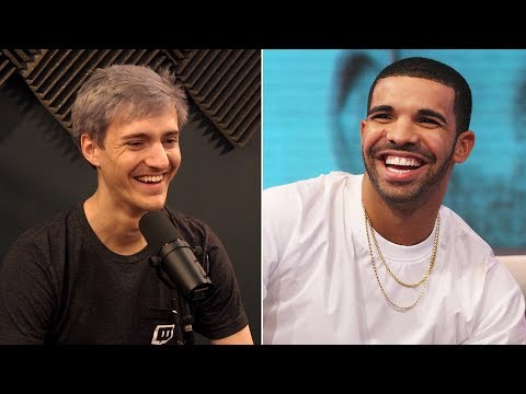 Ninja On How Drake Made Gaming Cool