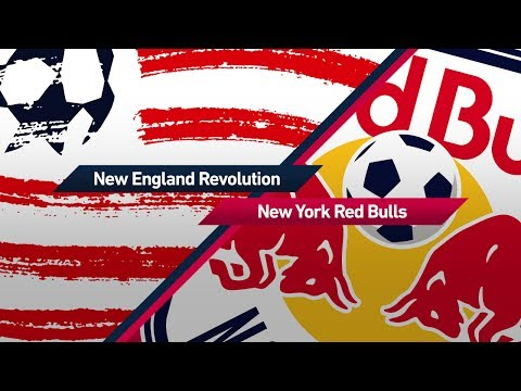 New England Revolution vs NY Red Bulls