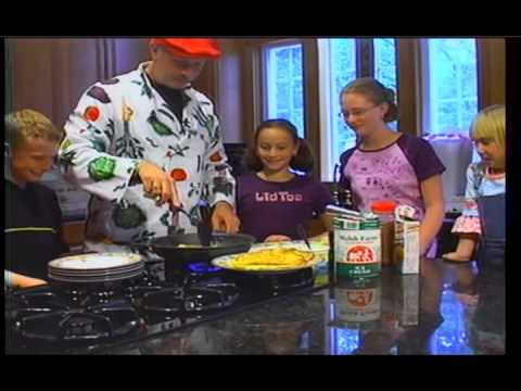 Hey Kids... COOK THIS! (Promo Commercial)