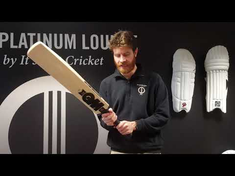 GM Noir L555 DXM 909 Cricket Bat