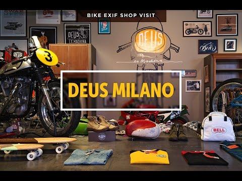 Deus Milano: behind the scenes