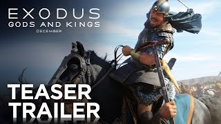 Ver completa  Exodus: Gods and Kings | Official Trailer | 20th Century FOX