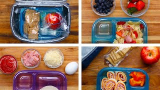 Back-To-School Lunch Prep Hacks