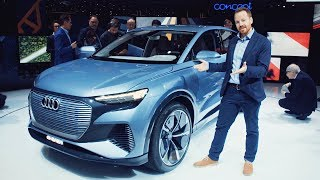 Top 5 ELECTRIC CARS | Geneva Motor Show 2019 | Top Gear