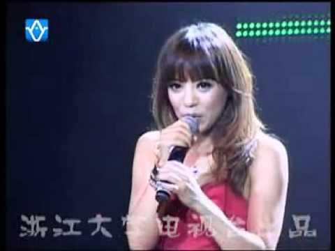 20101014 丁噹 成名在望 校園演唱會 浙江大學 清唱-花火.離家出走.明白.洋蔥
