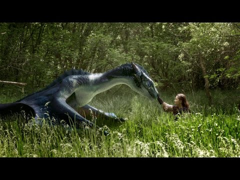 THE CHRISTMAS DRAGON Official Trailer (2014) Movie