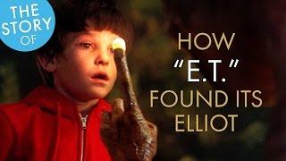 The Story of Casting Elliott in E.T.