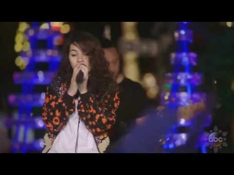 Alessia Cara sings 'How Far I'll Go' (FROM