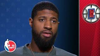 Paul George talks battle of L.A., LeBron's 17th season and Clippers' fan base | NBA on ESPN