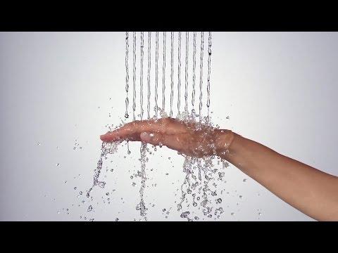 Hansgrohe Raindance Rainfall 150 Stream