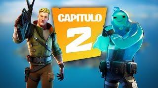 PRIMERA PARTIDA DE FORTNITE CAPITULO 2!!! Fortnite Battle Royale