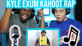 Kyle Exum The Kahoot Rap (Kahoot Star) - Reaction !!
