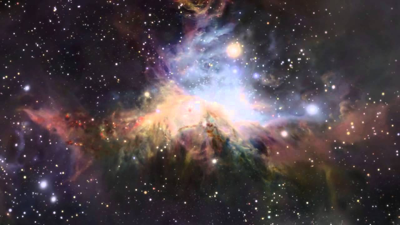 The Orion Nebula in 3D | ESA Hubble Space Science HD Video ...