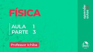 F�SICA - AULA 1 - PARTE 3 - ELETRICIDADE: O �TOMO