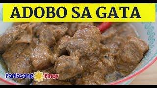 How to Cook Adobong Baboy sa Gata