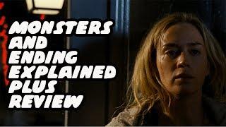 A Quiet Place Ending And Monster Origins Explained Plus Review