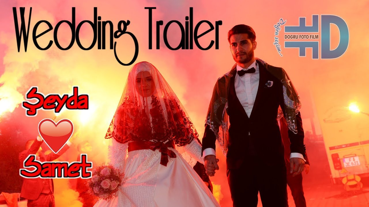 Şeyda & Samet - WEDDING TRAILER