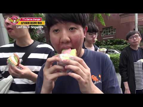 SKT T1's workshop, Day 3 in Singapore. A trip to Jurong Bird Park!