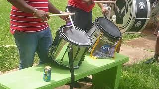 Banda Centenario Birria de  caja salsa en chitré 2015.