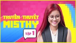 Truyền Thuyết Về QUEEN MISTHY - nữ gamer/streamer Liên Minh Huyền Thoại