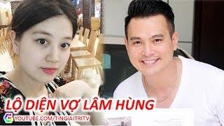 Lộ diện người vợ xinh đẹp của ca sĩ Lâm Hùng - TIN GIẢI TRÍ