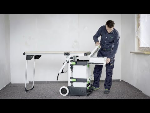 Festool 203802 Mobile Workshop Set MW1000