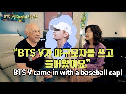 [ENG]BTS V가 화가를 만났을때?! 비하인드 스토리 대공개! Behind the scenes of the gallery BTS V visited (그림/뷔/방탄/감동스토리)