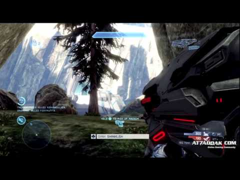 Halo 4 Gameplay - Ragnarock |  عرض لعب احترافي - هيلو ٤