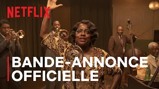 Le blues de ma rainey :  bande-annonce VF