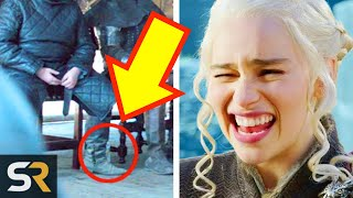25 Game Of Thrones Mistakes That Slipped Through