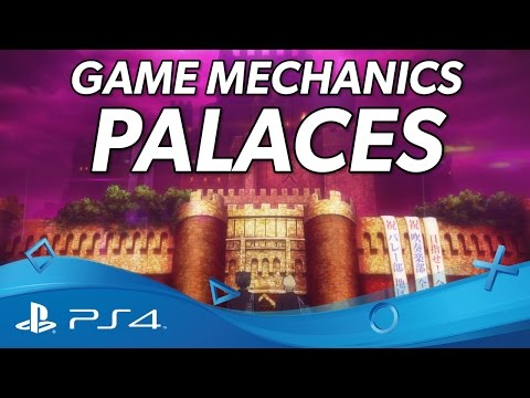 Persona 5 | Palaces-traileri | PS4