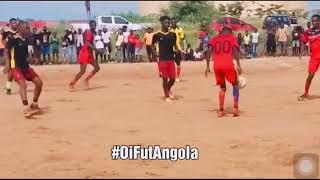 10 Dribles Mais  Visualizados e Mais Humilhantes Do Canal Oi Fut Angola  19/20/21 #P1 Futebol de Rua