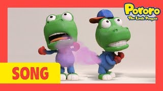 Crong's Fart Song(ft. Minions Banana song) | Row you boat ACapella | Potty Training | Nursery Rhymes