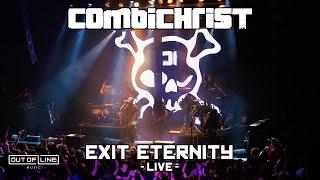 Combichrist - Eternity Exit (Official Live Video)