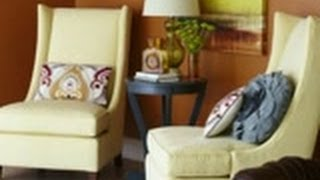 Colorful Living Room Decorating Ideas in Stages