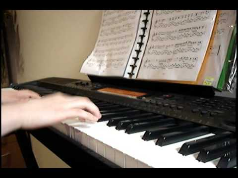 Taeyang 태양 - Wedding Dress 웨딩드레스 (Piano)