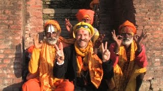 1001 Ways - 1001 Ways - Om Namah Shivaya - Music 4 Peace at Pashupatinath