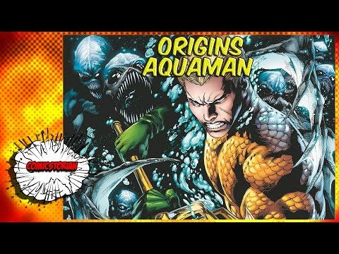 Aquaman Origins