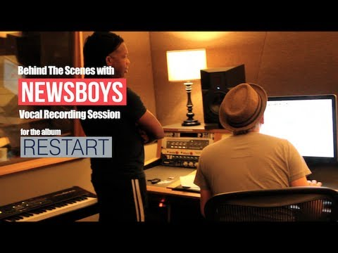 Newsboys | Behind The Scenes: In the Studio