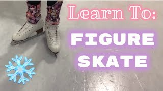 How to Ice Skate for Beginners!