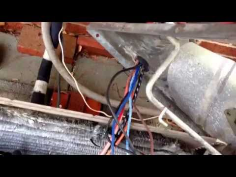 Hvac Service How To Clean A Trane Air Conditioner Spine