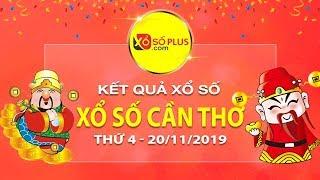 XSCT 20/11/2019 - KQXSCT hôm nay thứ 4