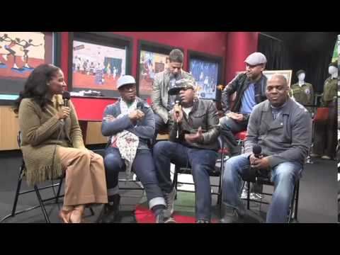 Beyond the Studio with Mint Condition