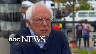 Bernie Sanders on 'Medicare-for-all,' Joe Biden and wanting to take on Trump in 2020