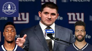 New York Giants   Will Joe Judge & Dave Gettleman look to sign New England Patriots in free agency?