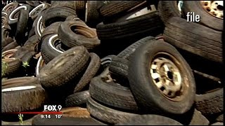 The black market for tires