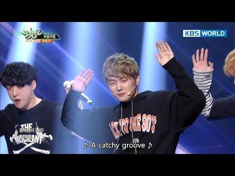 Hot Blood Youth - Vroom Vroom |  열혈남아 - 부릉부릉 [Music Bank / 2017.10.20]