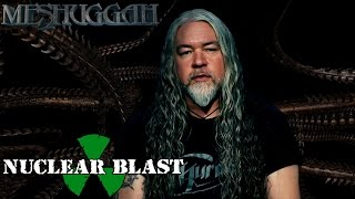 MESHUGGAH – Album Title + Artwork INTERVIEW